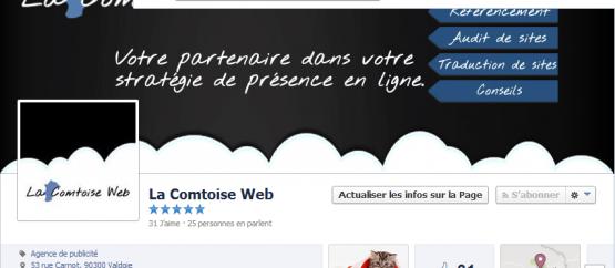 La Comtoise Web - Facebook