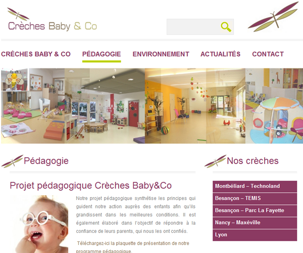 Crèches Baby & Co