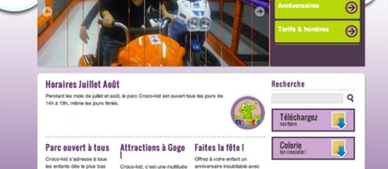 Croco Kid, parc de jeux pour enfants