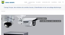 Solution de contrôle d accès   Cemag Groupe